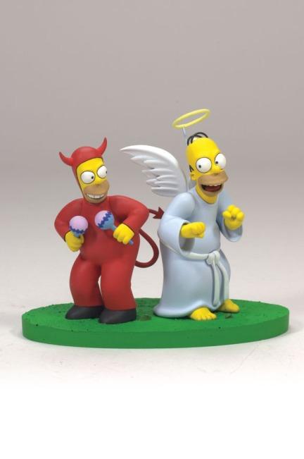 Homer Bueno, HomerMalo