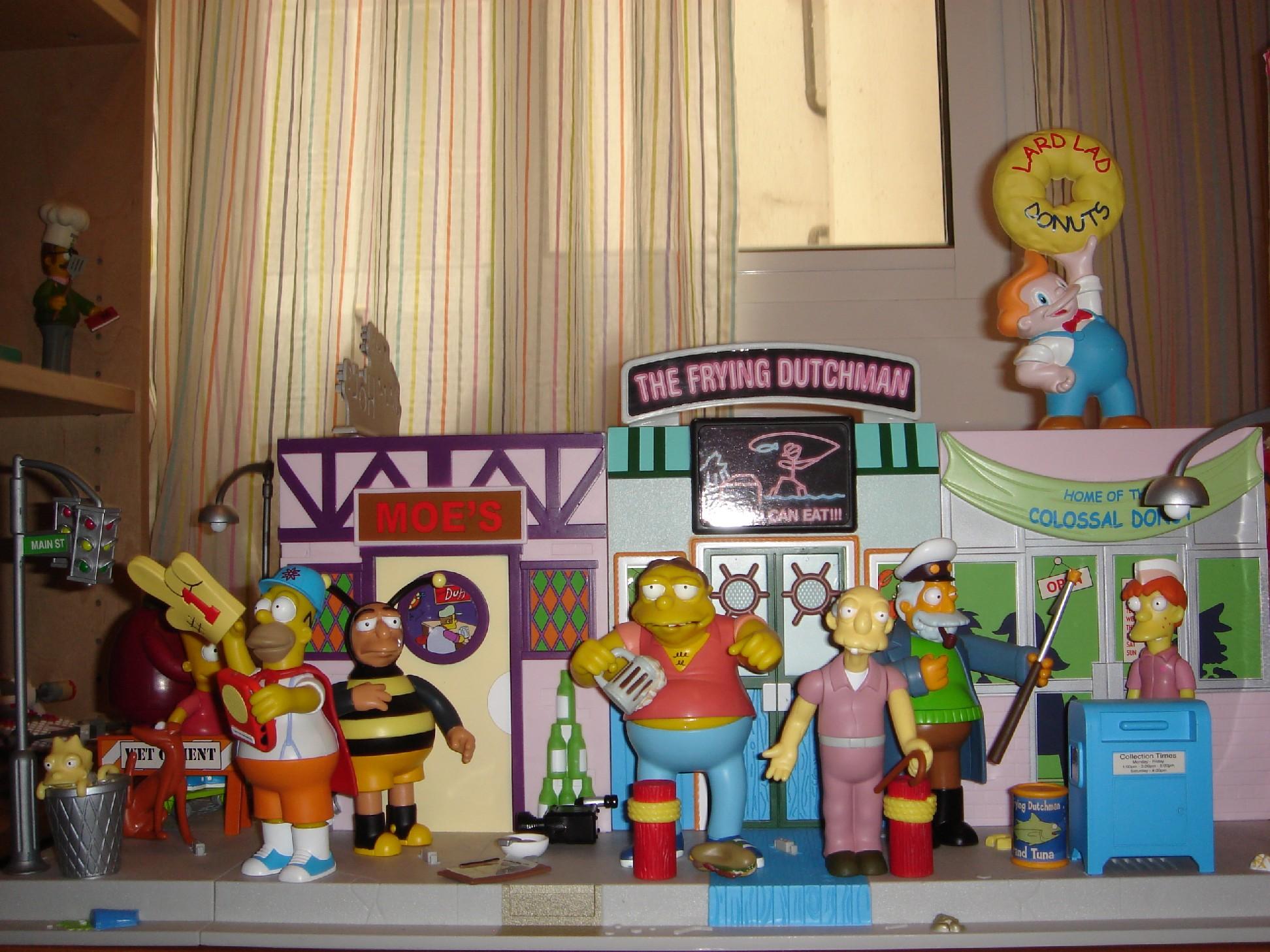 Colección   Todo Simpson