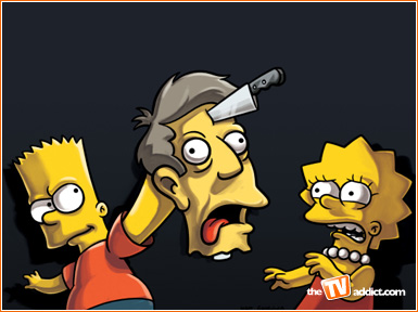 Rich-Dimick Horror Project: Halloween's Not Over Till The Simpsons ...